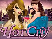 Новый автомат Hot City на деньги