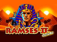 Ramses II Deluxe в онлайн казино на деньги