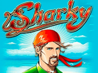 Игра онлайн на деньги Sharky в казино