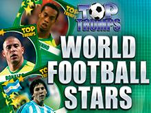Играйте в слот Мировые Звезды Футбола